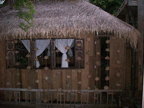 Varinda Garden Resort: view from the room