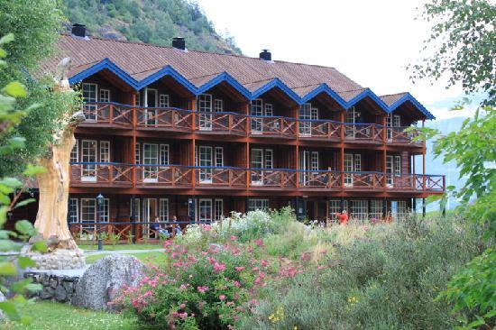 Flamsbrygga Hotell: Hotel