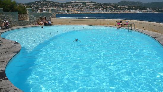 Hotel Le Delos: la piscine