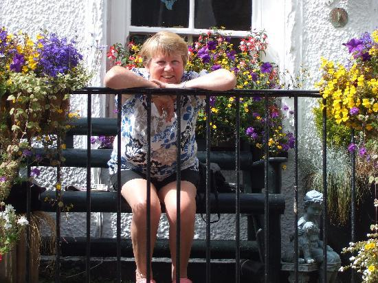 The Anchorage B&B St Ives : Me in Paradise