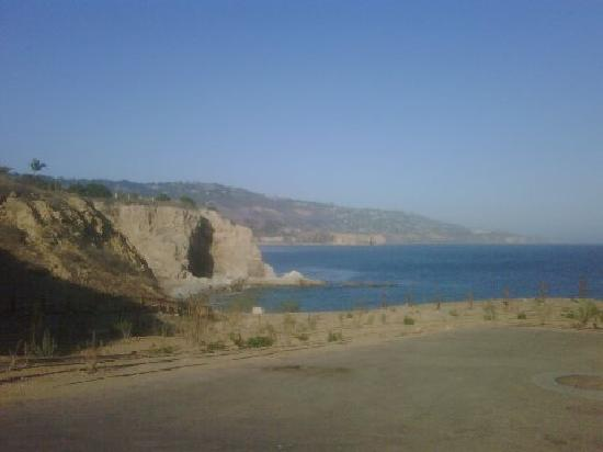 Terranea Resort: View of the ocean towards the south