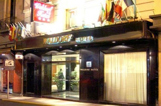 Waldorf Hotel: Hotel waldorf