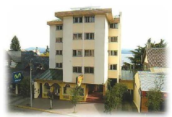 Aconcagua Hotel: Aconcagua en Bariloche