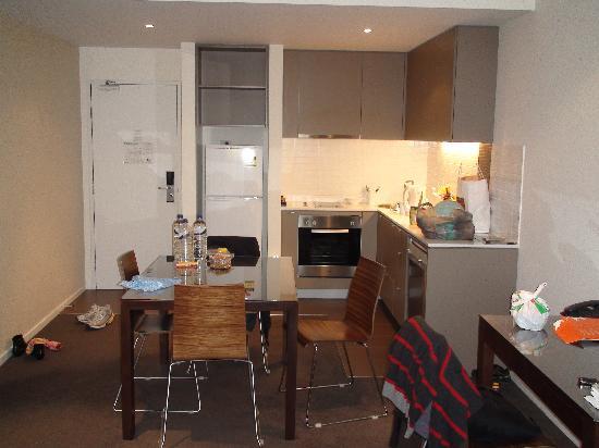 Punthill Knox: Kitchenette