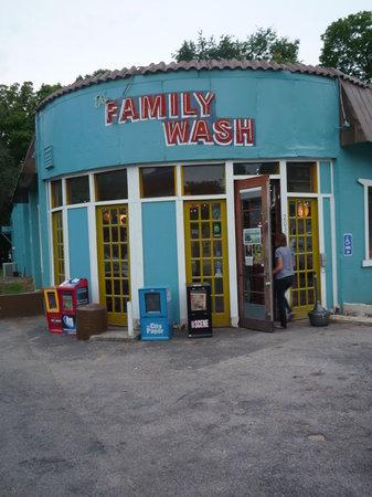 The Family Wash Garage Coffee Nashville Menu Prices