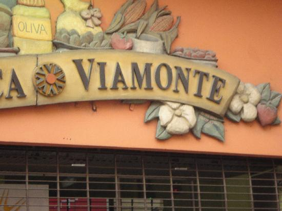 Viamonte Buenos Aires Apart: negocio abajo del hotel