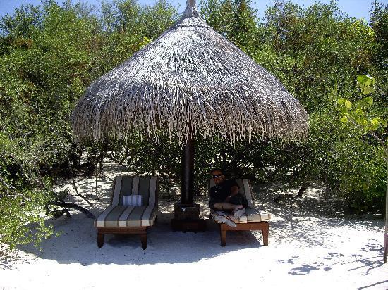 Taj Exotica Resort & Spa: Hideaways dotted around the island