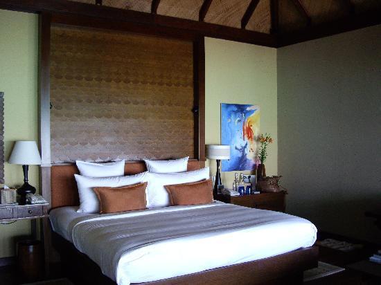 Taj Exotica Resort & Spa: Inside the villa - Villa 430