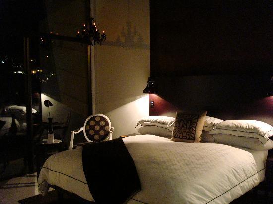 Queenstown Park Boutique Hotel: Bedroom