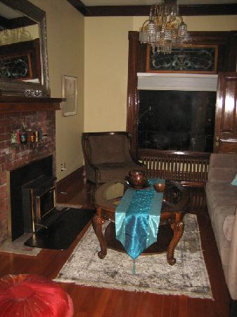 Simply Be & B : Sitting Room