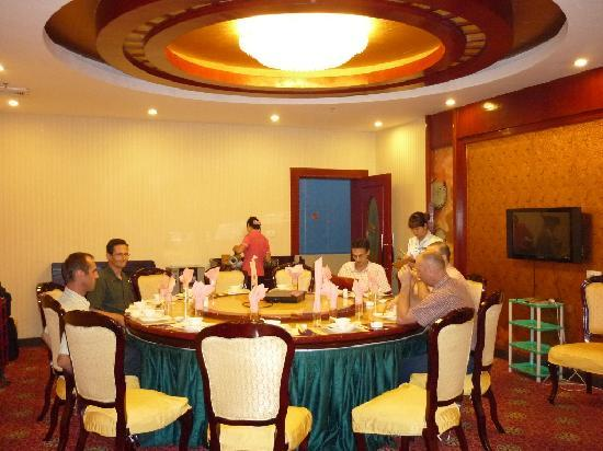 Laibin International Hotel: restaurant