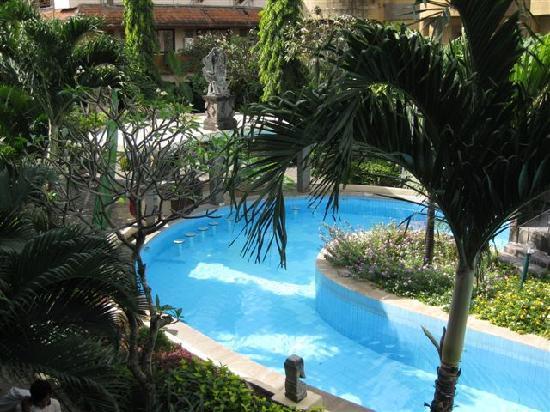 Melasti Legian Beach Resort & Spa: From Our Balcony
