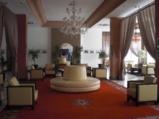 Meriem Hotel : Lobby
