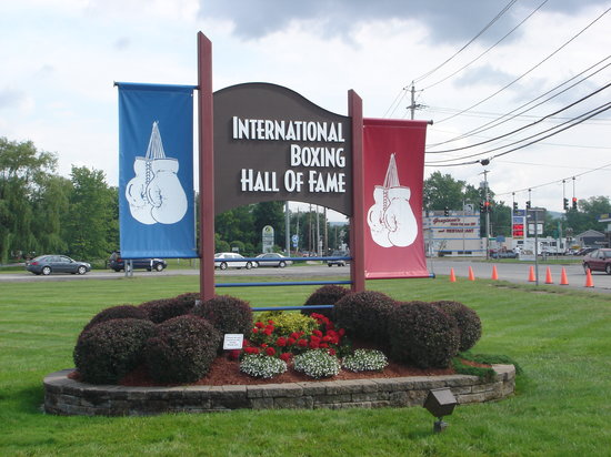 ‪International Boxing Hall of Fame‬