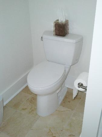 Bayberry House Bed & Breakfast: Toilette