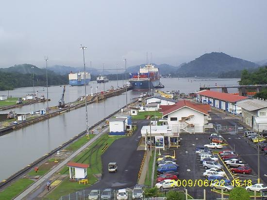 Hotel California: Canal de Panama