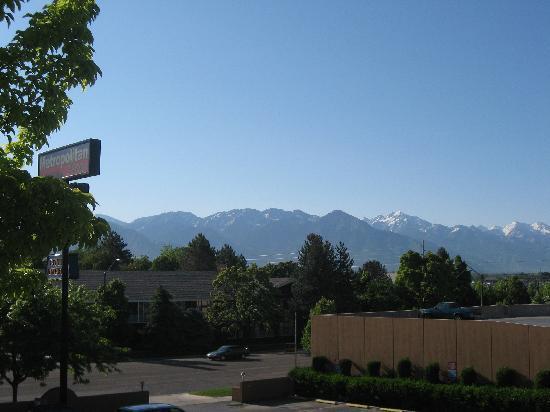 Metropolitan Inn: view from room