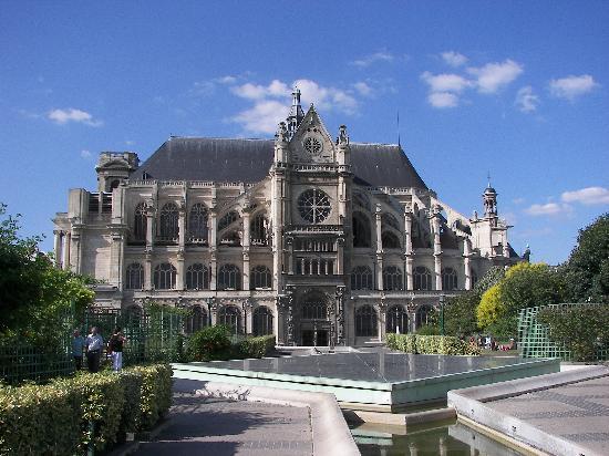 Paroisse Saint-Eustache: St-Eustache, Paris