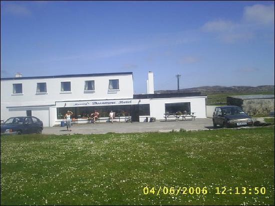 Inishbofin, İrlanda: Doonmore Hotel
