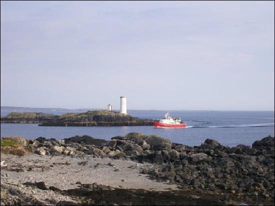 The Habour Inishbofin