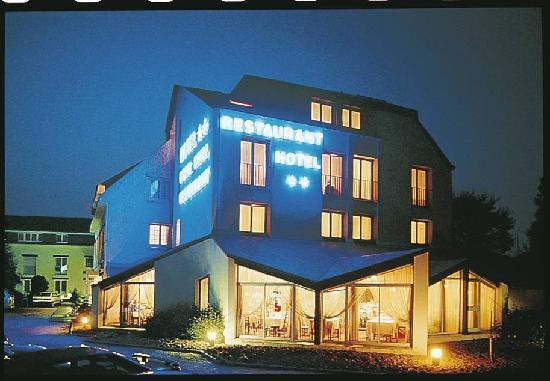 Hotel Roch-Priol : Hotel la nuit