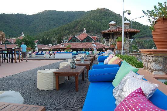 MARTI Resort de Luxe: oriental bar