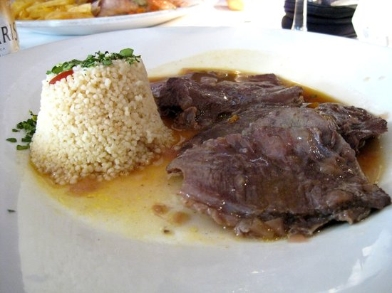La Finca de Susana: beef cheeks with gravy