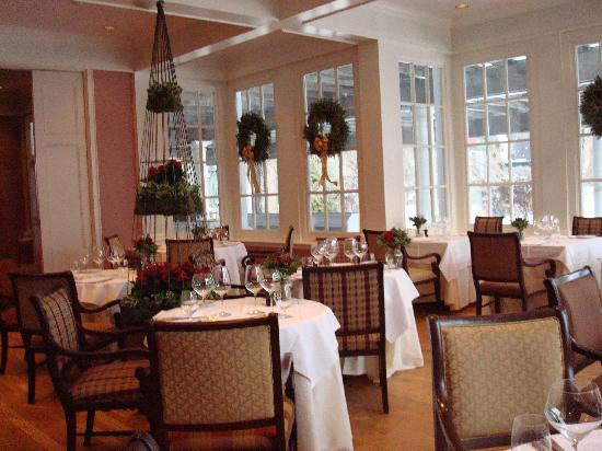 Main Dining Room Picture Of Langdon Hall Country House