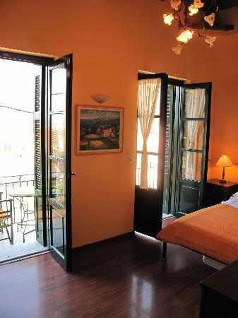 Pension Marianna: Picture of our room