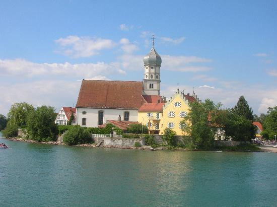 Schloss Hotel Wasserburg Tripadvisor Restaurant Bodensee