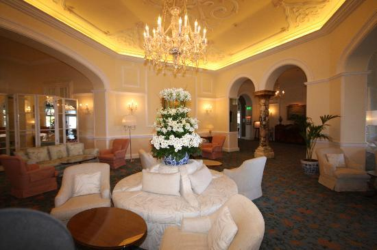 Belmond Reid's Palace: Reception room