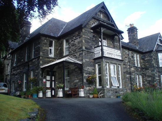Mary's Court Guest House: Great B&B to explore Snowdonia