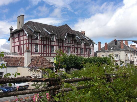 L'Hostellerie du Chateau : Hostellerie du Château