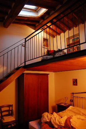 Fabio Apartments San Gimignano: Bedroom