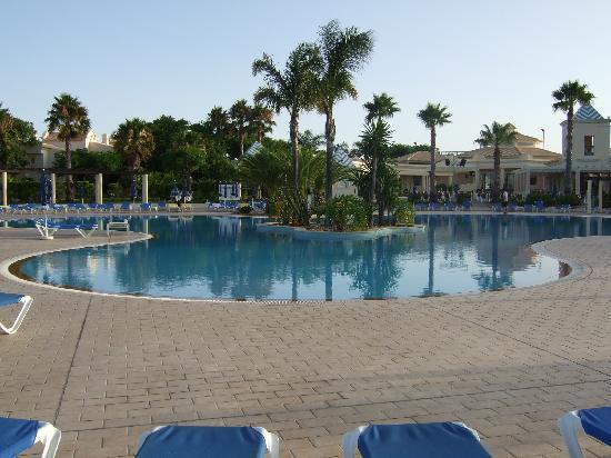 Adriana Beach Club Hotel Resort: Pool view