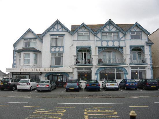 Cliffdene Hotel: Hotel