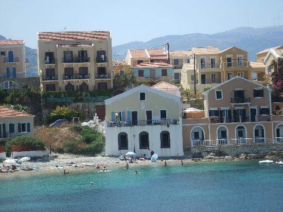 Trapezaki Bay Hotel: Assos