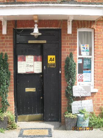 La Fosse at Cranborne: Entrance