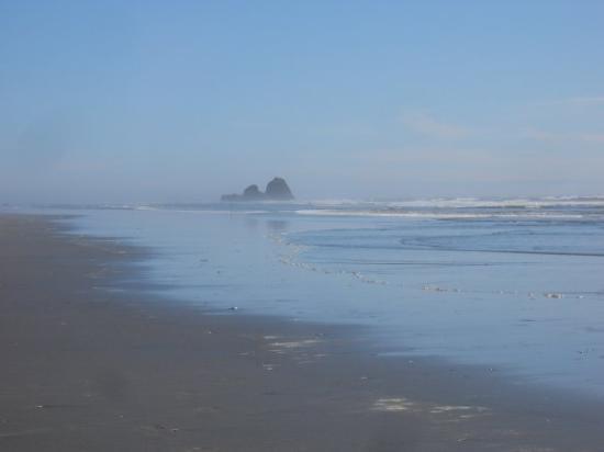 Moclips, WA, United States Copalis rock