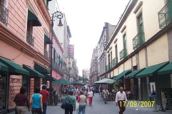 Mexico City-billede
