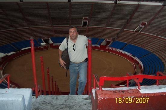 Mexico City, Mexico: La plaza de toros mas grande del mundo!!!!!