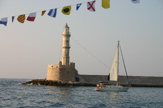 لاسون ستوديوز: Chania Lighthouse