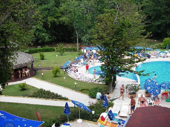 Kristal Hotel: The pool bar