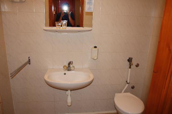 Hid Hotel: Bathroom 2