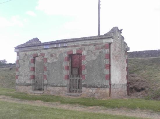 Oradour-sur-Glane, France : La gare