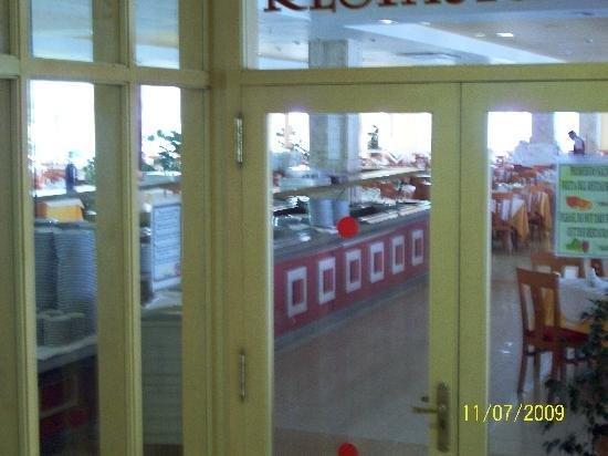 Hotel Monarque Fuengirola Park: restaurant