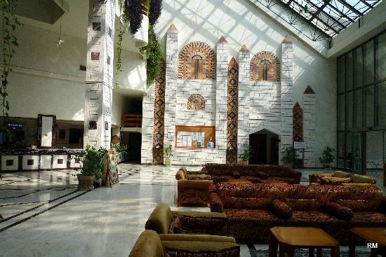 Defne Garden: Lobby
