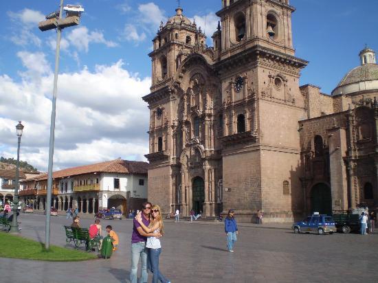Куско, Перу: Centro historico, Cusco.