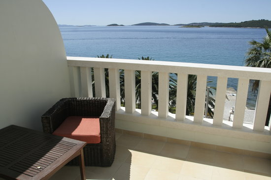 Hotel Indijan: Balcony