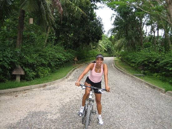 Alegre Beach Resort: looking for adventure outside the resort